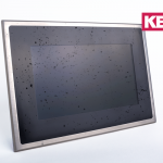 KEB stainless steel HMI IP69K